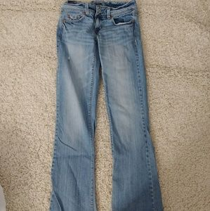 Aeo jeans slim boot size 2